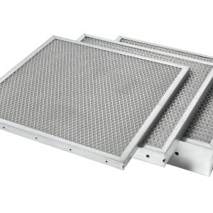 INDUSTRIAL GALVANIZED STEEL MIST ELIMINATOR